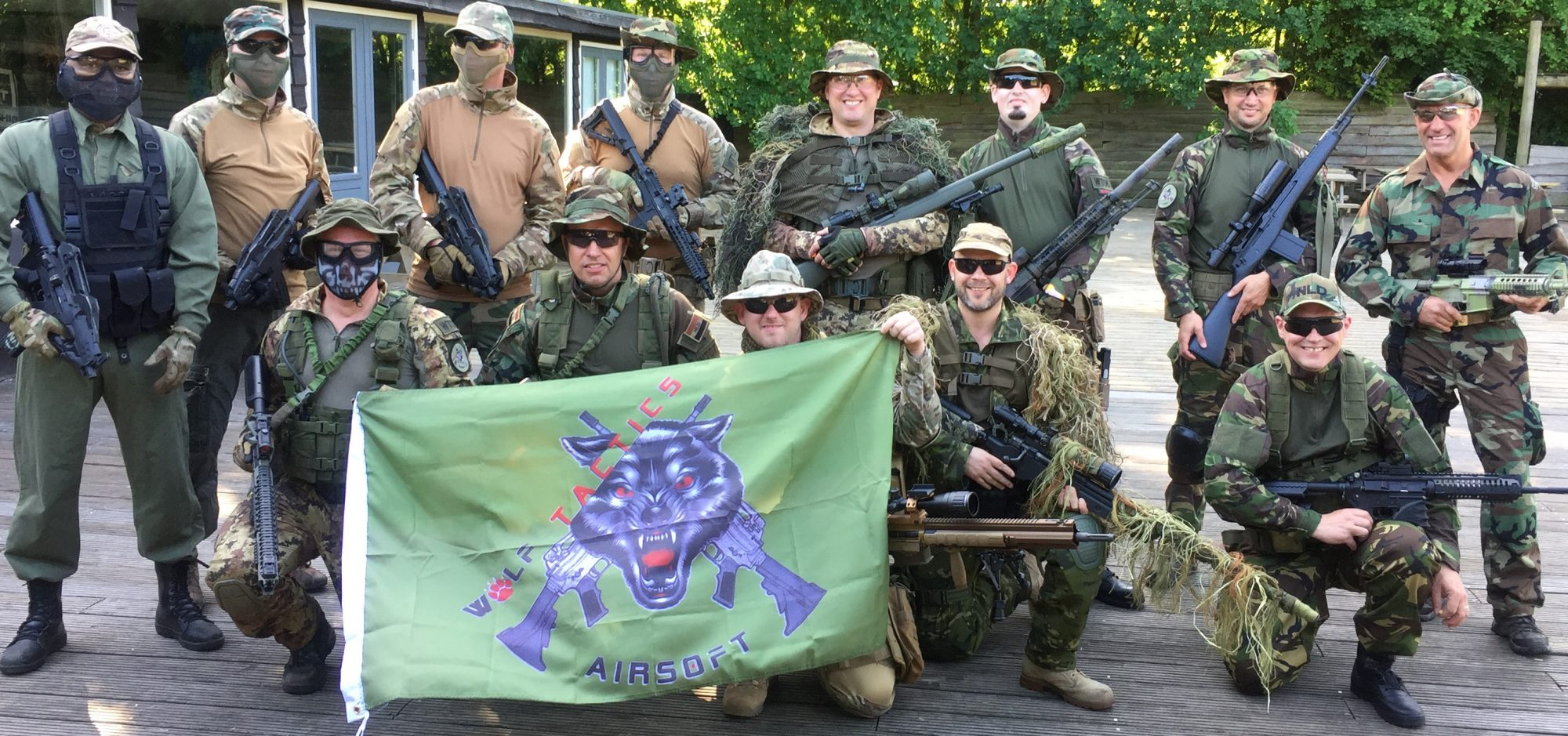 Wolf Tactics Airsoft